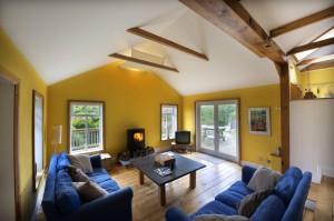 Llanbrydyn Living Room